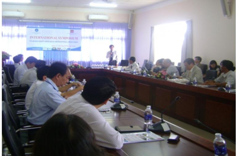 Hội thảo Quốc tế về Đa dạng sinh học Nghiên cứu và tiềm năng ứng dụng