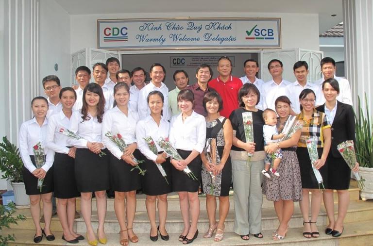 Ngày 20/10 của Chị Em trong Trung Tâm Phát Triển Cộng Đồng CDC