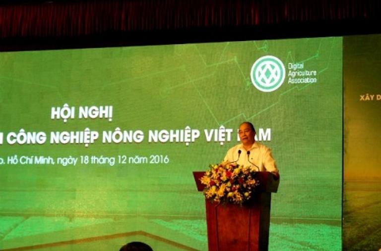 Sẽ đầu tư 50.000-60.000 tỉ đồng cho nông nghiệp công nghệ cao