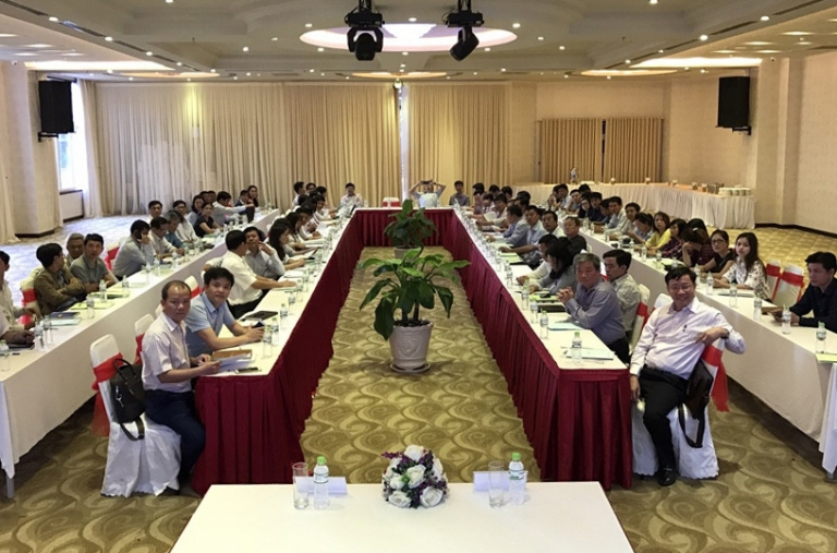 DA VnSAT - Hội nghị Triển khai kế hoạch năm 2017 (Hợp phần cà phê) của Dự án Chuyển đổi Nông nghiệp bền vững tại tỉnh Đắk lắk,