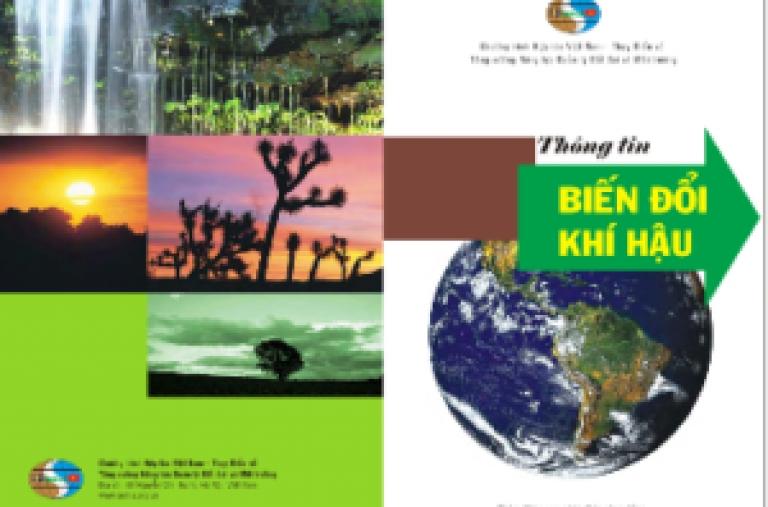 Chia sẻ thông tin cập nhật về biến đổi khí hậu