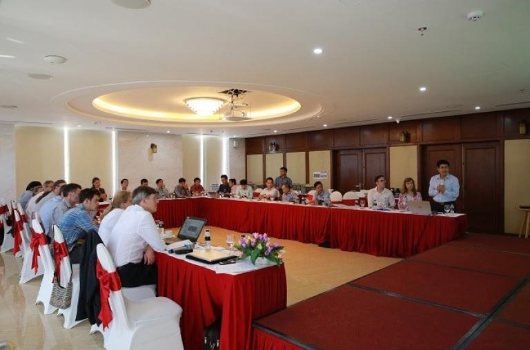 Hội thảo khởi động dự án các tiếp cận mới khám phá đa dạng sinh học ở Việt Nam - VIETBO