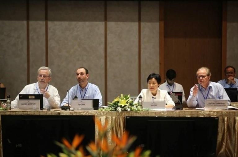 Hội đồng quỹ môi trường toàn cầu lần thứ 54 nhóm họp tại Đà Nẵng