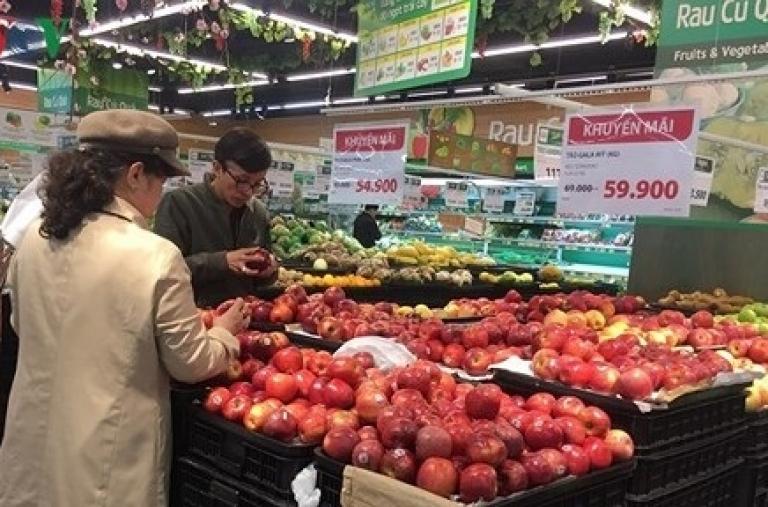 Rau quả Việt xuất khẩu sang thị trường Australia tăng mạnh