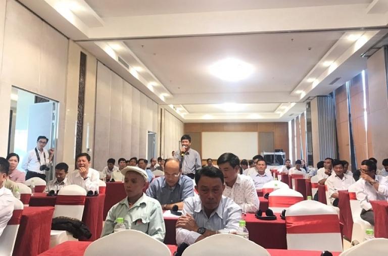 Hội thảo Tổng kết và đánh giá dự án