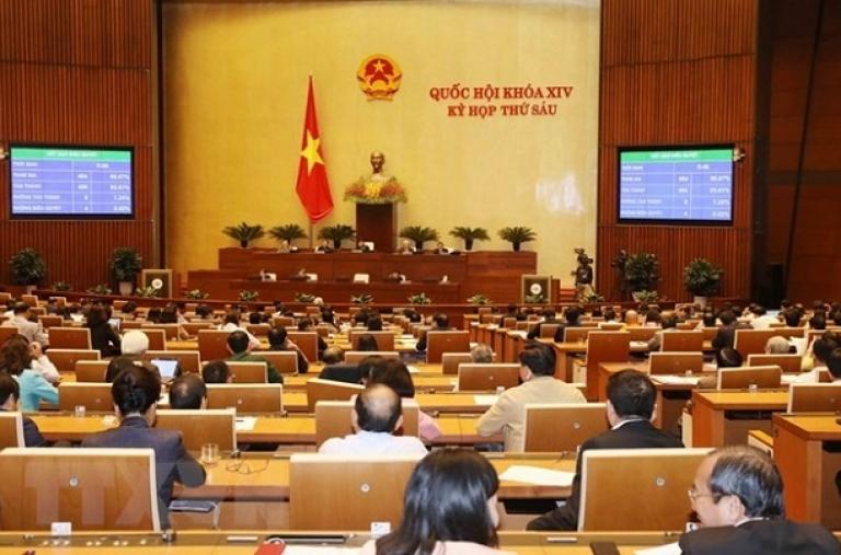 Quốc Hội thông qua Luật Trồng Trọt và Chăn Nuôi