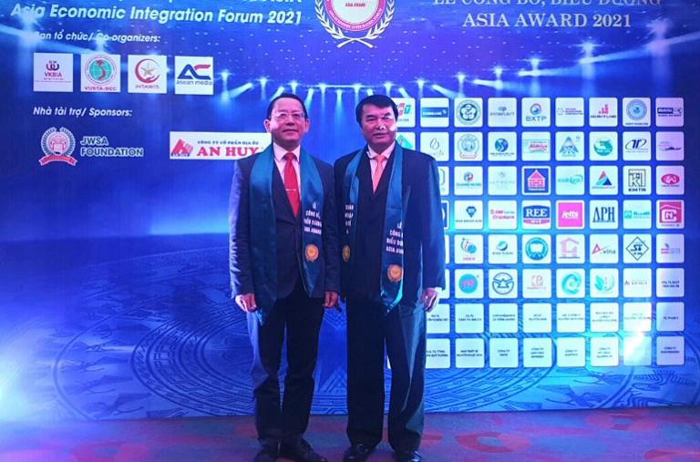 Hai nhà khoa học Lâm Đồng vào Top 100 trí thức, nhà khoa học sáng tạo và cống hiến châu Á