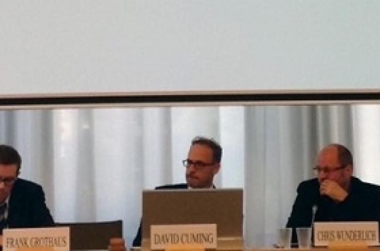 SCAN tại Diễn đàn Tổ chức thương mai thế giới WTO 2014