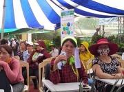 Bà con nông dân tương tác trực tiếp với Chuyên gia tư vấn tại Festival Cà phê năm 2019
