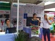 Ông Cao Thanh Sơn - Phó Giám Đốc Dự án VnSAT phát biểu tại Chương trình